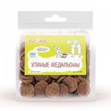 <b>Dog Fest Утиные медальоны</b> - купить с доставкой в Москве