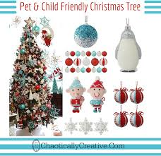 Baby and Pet Friendly Christmas Tree Ideas