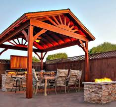 gazebo with gable roof able