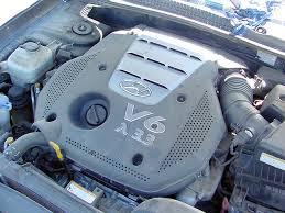 fifth gen hyundai sonata v6 timing chain tensioner rattle 002966 engine