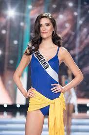 ส่องประวัติ มารีญา สาวงาม TOP 5 ของเวที Miss Universe 2017