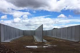 cbs retaining walls precast concrete