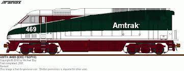 amtrak train drawing. Plain Amtrak AMTK 469 EMD F59PHI Amtrak Northwest To Train Drawing