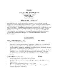 Best Solutions Of Medical Surgical Registered Nurse Resume