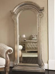 antique bedroom wall cabinet with mirror from charcoal wood for regarding shabby chic free standing mirrors