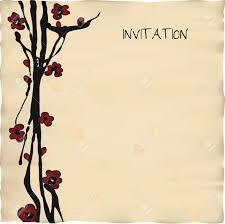 doc templates of invitation cards invitation cards ese or chinese style invitation card template royalty templates of invitation cards