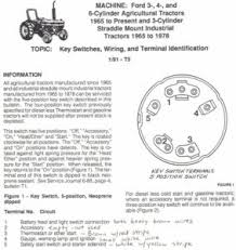 ford tractor ignition switch wiring diagram beautiful scintillating Ford Diesel Tractor Ignition Switch Wiring Diagram ford tractor ignition switch wiring diagram beautiful scintillating ford 5000 ignition switch wiring diagram gallery