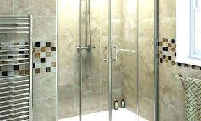 remove glass shower doors removing soap s from glass shower doors best glass shower door cleaner