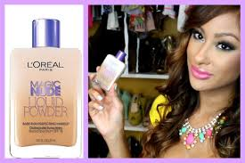 new loreal magic liquid powder first impression review demo you