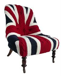union jack chair knitted cover holy gorgeous comfy chair maybe in