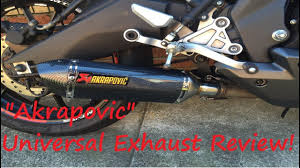 51mm universal motorcycle akrapovic exhaust muffler escape slip on pipe fit motorbike scooter atv dirt bike for r6 k8 gsxr750 r3
