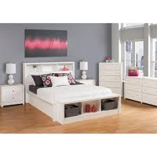 Prepac Bedroom Furniture Prepac Calla Platform Customizable Bedroom Set Reviews Wayfair