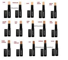 Nyx Foundation Color Chart Nyx Mineral Foundation Stick Msf04 Light Medium For Sale
