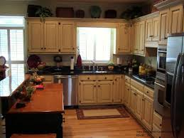 off white painted kitchen cabinets. Pretty Off White Cabinets On Glazed Faux Finshed Cabinetry Painted Kitchen I