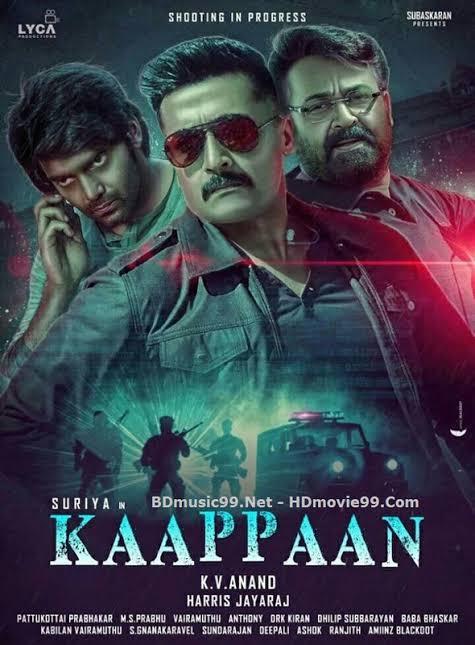 Kaappaan Hindi Dubbed Movie Download filmyzilla 480p