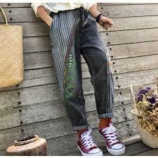 Для женщин шаровары <b>джинсы</b> джинсовые <b>штаны брюки</b> для ...