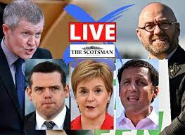 Scottish Election 2021 LIVE: Results ...