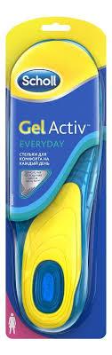 Купить <b>стельки для комфорта на</b> каждый день для женщин gel ...