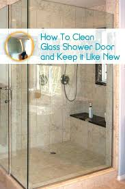 cleaning shower doors with vinegar cleaning shower glass medium size of glass door fabulous clear doors cleaning shower doors with vinegar best way
