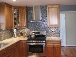 Kitchen Backsplash Glass Tile Image Kitchen Backsplash Designs With Glass Tiles Home Design