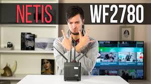 <b>Netis WF2780</b>: обзор маршрутизатора - YouTube