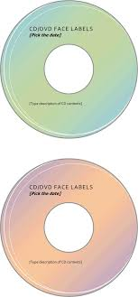 Free Dvd Label Template Dotx 59kb 1 Page S