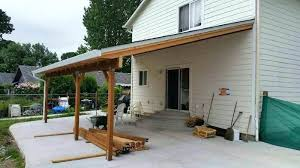 building covered patio two story wall mount patio cover how to build a freestanding patio cover
