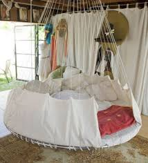... Hammock The 25 Best Indoor Hammock Bed Ideas On Pinterest   Homemade  Within Recycled Trampoline Hammock ...