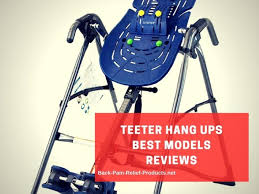 Teeter Comparison Chart Teeter Hang Ups Reviews The 3 Best Models Compared 2019
