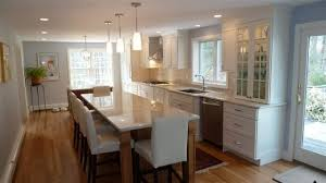 Long Kitchen Designs And Design Your Kitchen Layout Filled By Great  Environment And Good Looking Outlooks In Your Terrific Kitchen 47