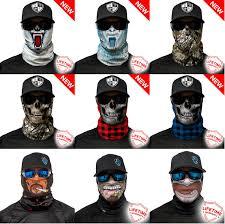 Salt Armour Face Shield Sun Mask Protective Balaclava Neck Gaiter
