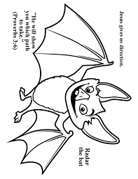 Small Picture Cave Quest Day 3 preschool coloring page Radar the Bat cave