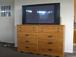 tv lift kit. how to build a home automations pop up tv lift cabinet using an off-the-shelf dresser drawers and kit from firgelli tv m