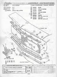 Crg research report 1968 rs grilles rh camaros org 1968 camaro interior parts 1968 camaro parts ebay