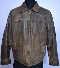 wilsons men s flight leather jacket a 70