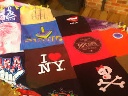 i don t sew so even though the thought of making a t shirt blanket out of my bambino s jerseys had crossed my mind many times during my frequent and quite