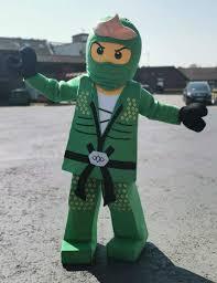Lego Ninjago Mascot Costume in KT15 Runnymede für 120,00 £ zum Verkauf