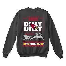 Arizona Cardinals Light Up Sweater Bud Light Dilly Dilly Arizona Cardinals Ugly Christmas Sweater
