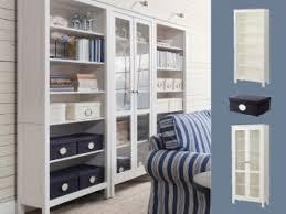 Ikea Besta Bookshelf, Ikea Hemnes Bookcase With Glass Doors Ikea