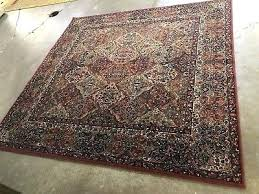rug s used 8 x square wool area karastan rugs furniture s open area rugs