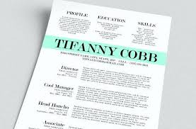 Cool Resume Templates Free Free Creative Resume Template Word Free