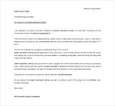 letter for volunteers volunteer letter of appreciation antonchan co