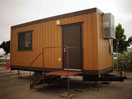 Mobile Offices And Portable Job Site Construction Trailers For