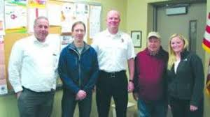 Albertville swears in new fire chief Eric Bullen   Local News ...