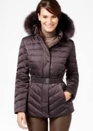 jones new york jones new york faux fur trim quilted down coat now 119 99