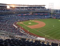 Nationals Stadium Chart Nationals Park Section 226 Seat Views Seatgeek