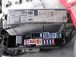 infiniti g35 fuse box diagram 2003 g35 fuse box \u2022 wiring diagrams Speaker Fuse Chart at Fuse Box Speakers