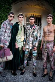 Male Pattern Boldness Fascinating Male Pattern Boldness Dolce Gabbana's Alta Sartoria Ode To Villa