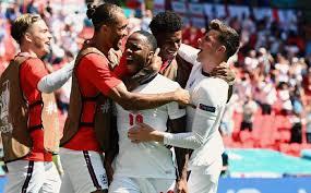 England - Croatia (1-0) Euro 2021 goals ...
