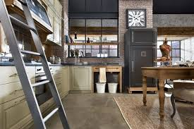 Vintage Kitchen Cabinet Vintage Kitchen Design Curved White Finish Oak Kitchen Cabinet